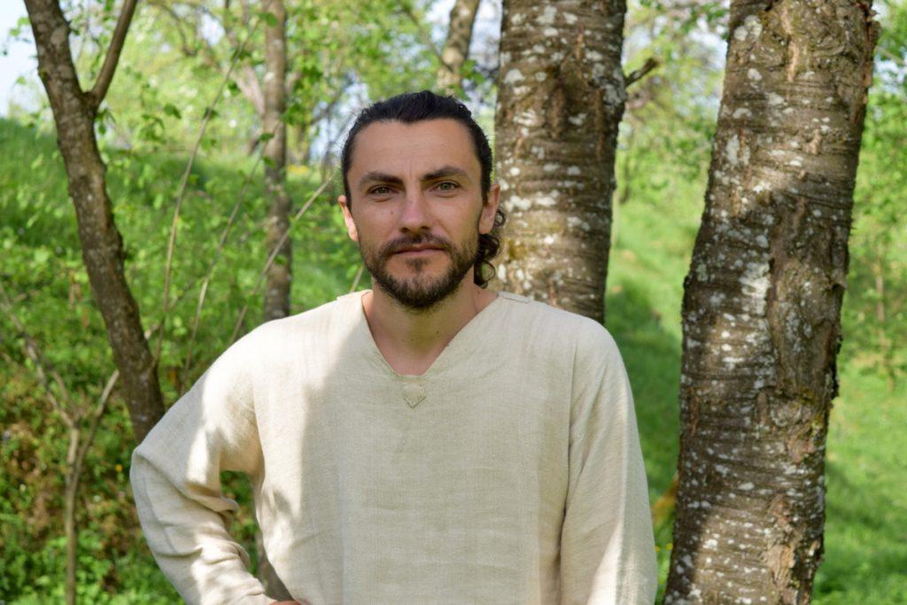 Roland Magyar - sustainable life designer, Mind-free living